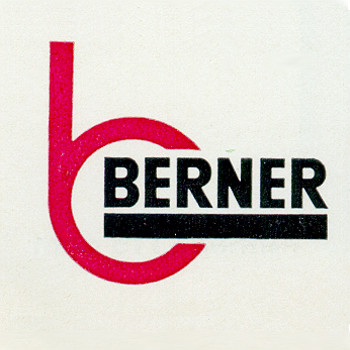 Historical logo of the Berner company