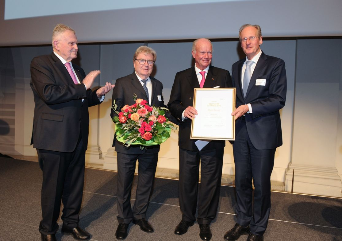 German CSR Award 2019 for Albert Berner: Big award night in Stuttgart