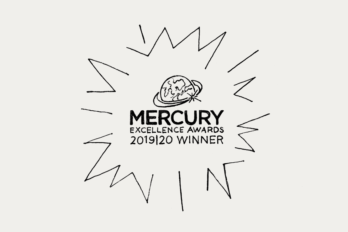 Berner Group wins Silver Award at the New York Mercury Excellence Awards 2019/20